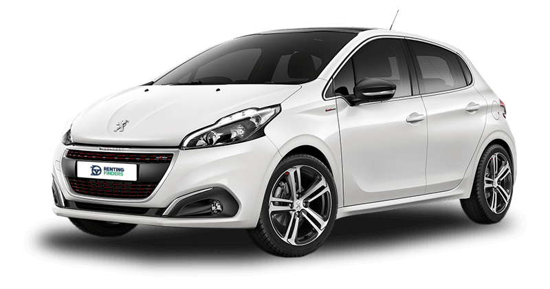 Renting particulares Peugeot 108 Active Pure Tech