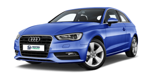 Renting particulares Audi A3