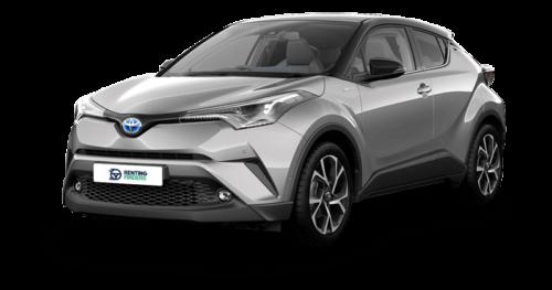 Renting particulares Toyota C-HR