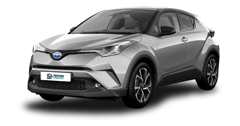 Renting particulares Toyota CHR