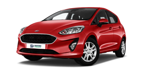 Renting particulares Ford Fiesta