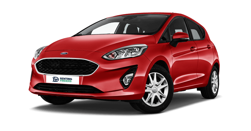 Renting particulares Ford Fiesta 1.1 TI VCT Trend