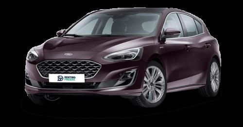 renting ford focus trend+ particular autonomo