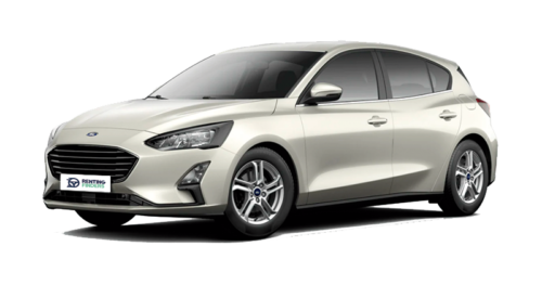 Renting Ford Focus Trend+