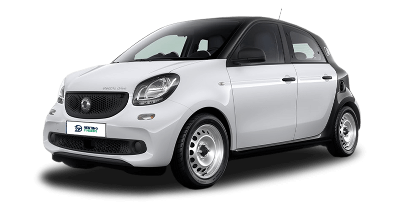 Renting Smart Forfour particulares