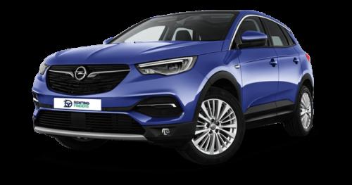 Renting particulares Opel Grandland X