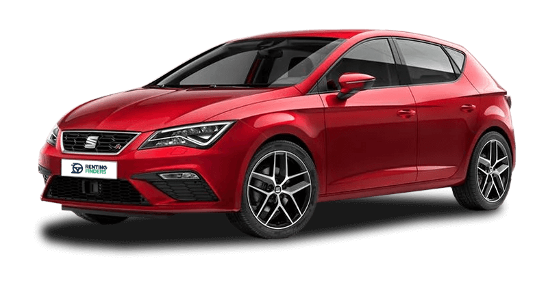 Renting particulares Seat Leon TGI Gas natural