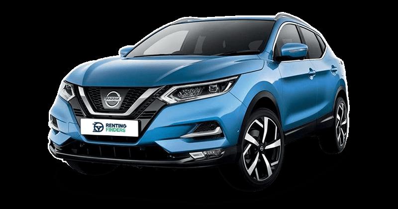 Renting particulares Nissan Qashqai