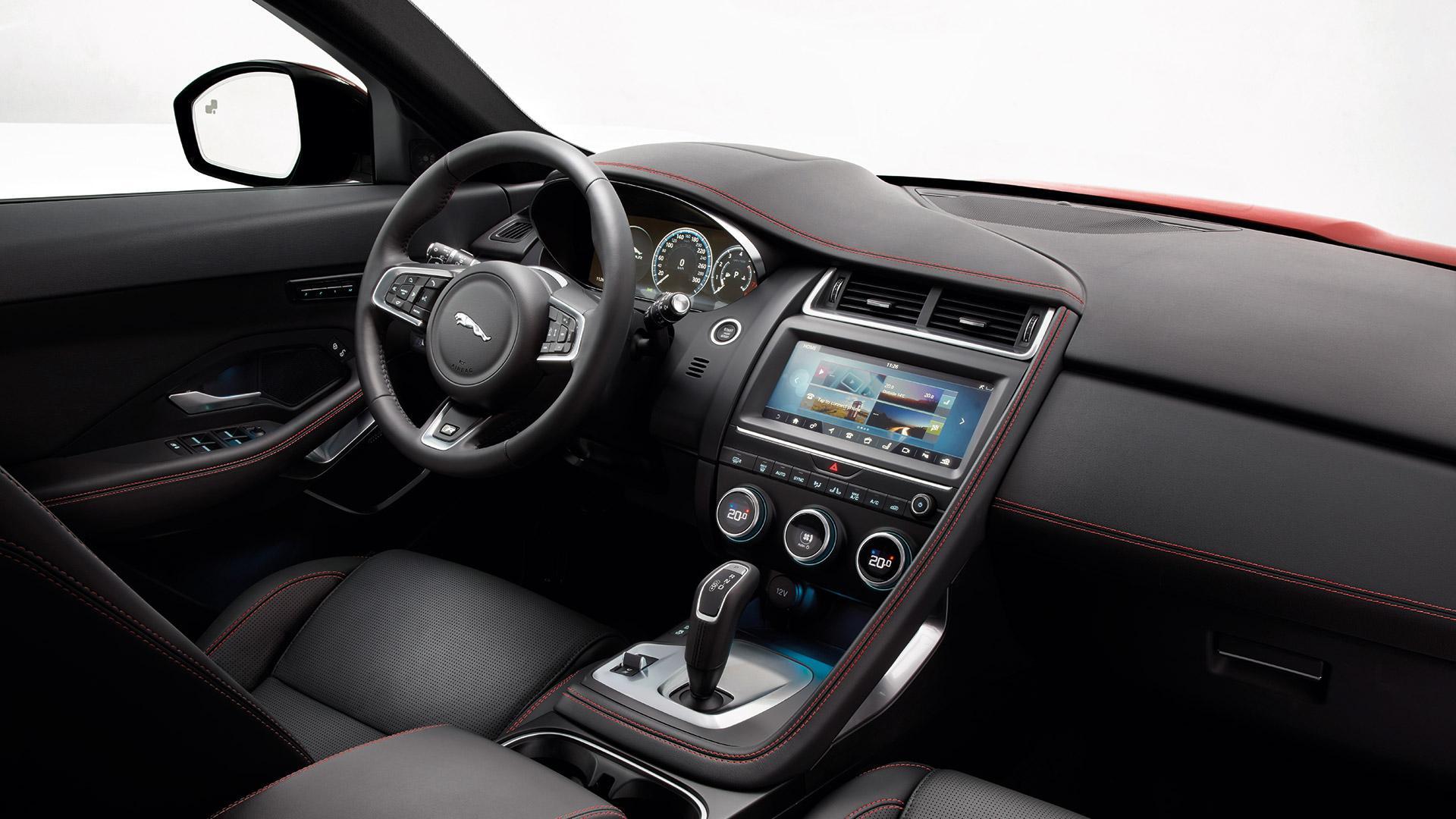Ofertas Renting particulares Jaguar E-Pace