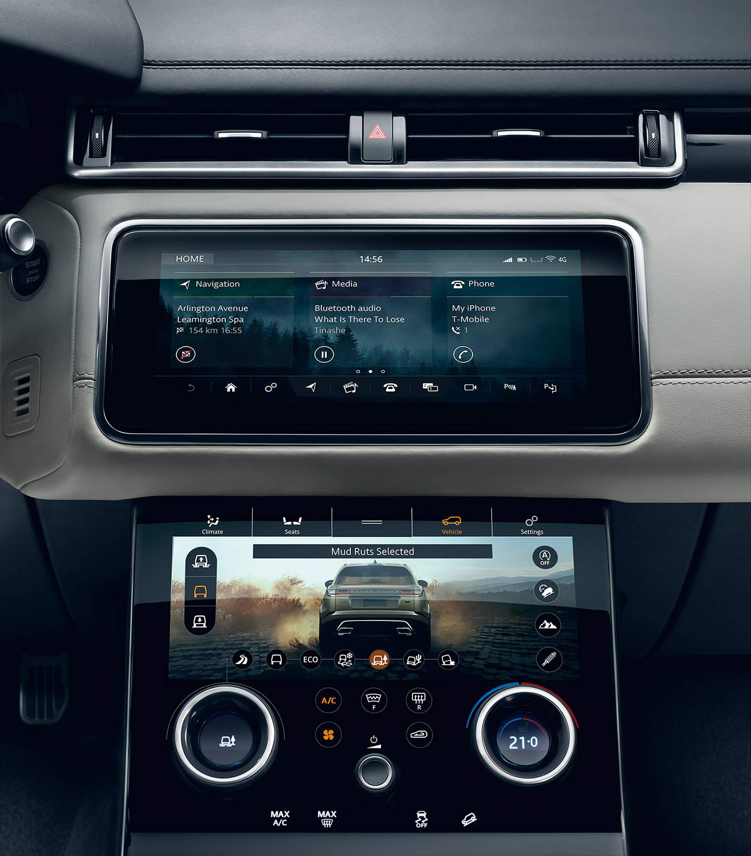 Renting coches Land Rover Velar