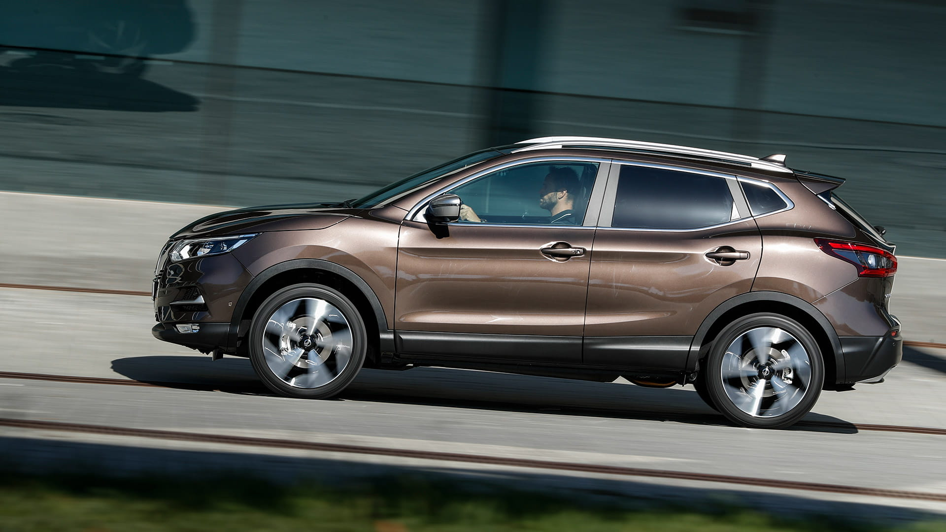 Renting coches particulares Nissan Qashqai