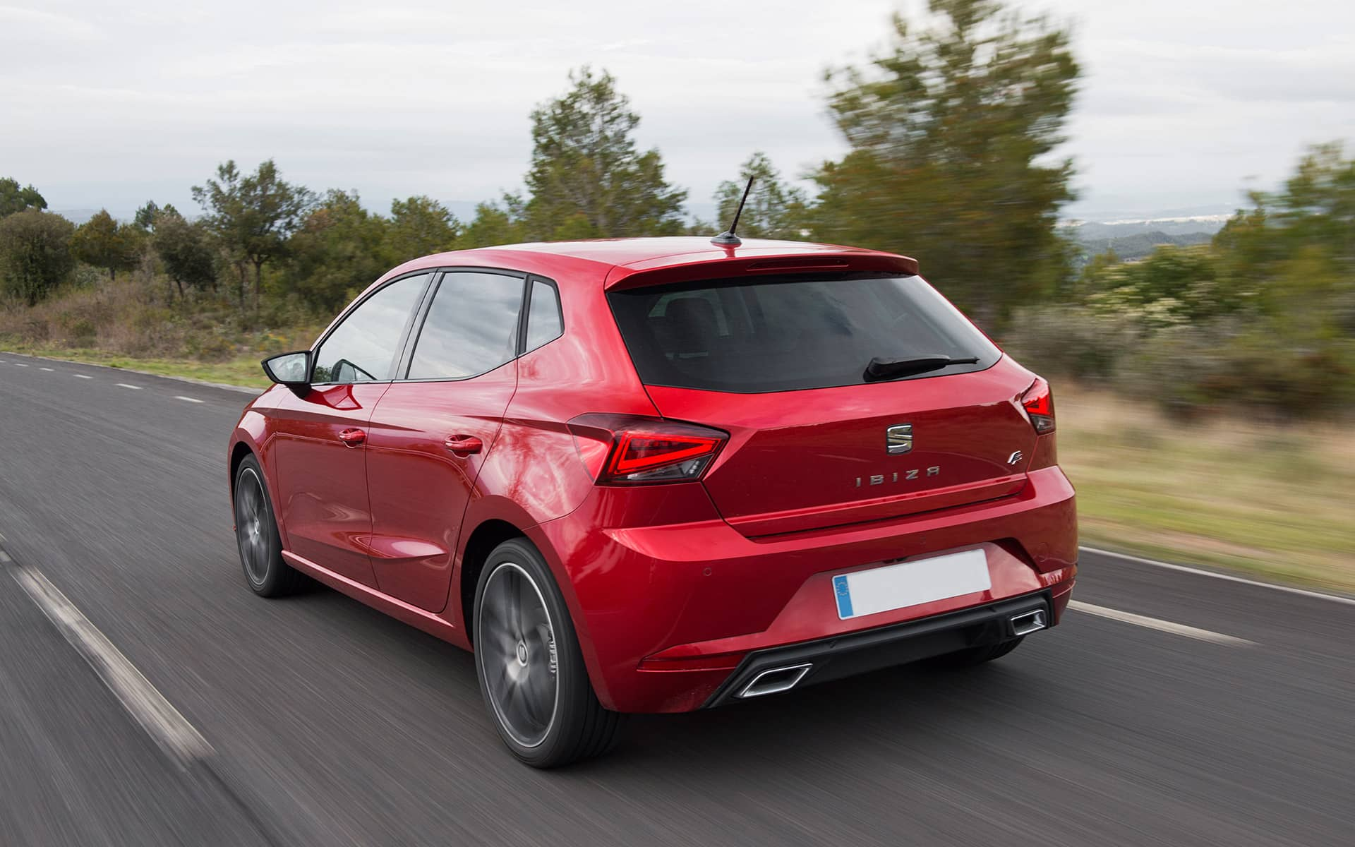 Renting coches Seat Ibiza
