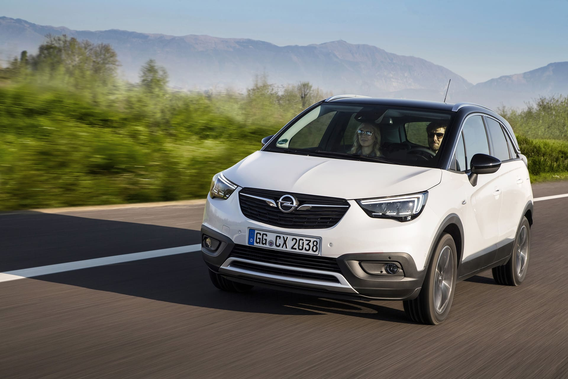 Renting Particulares Opel Crossland