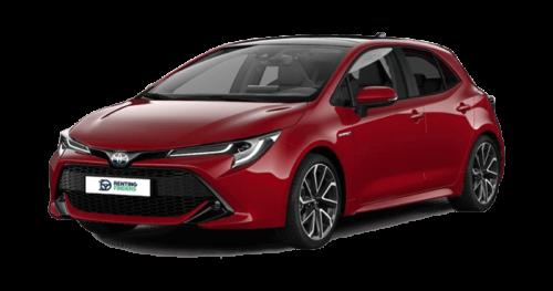 Toyota Corolla Hybrid Renting particulares autonomos