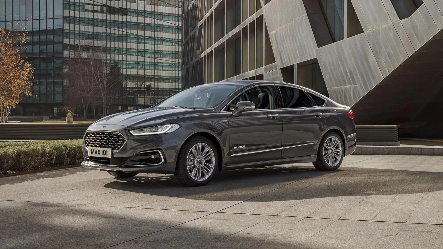 Ford particulares Mondeo Renting