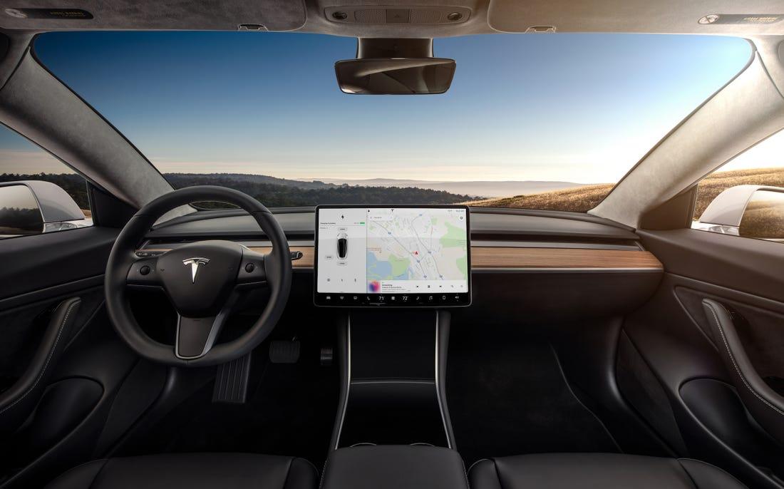 Ofertas renting particulares Tesla Model 3