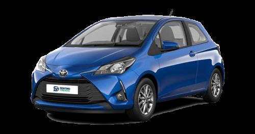 Toyota renting particulares autonomo yaris 1.0