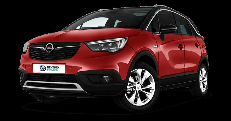 Opel Crossland X 1.5 Design Line 120 Aniv.