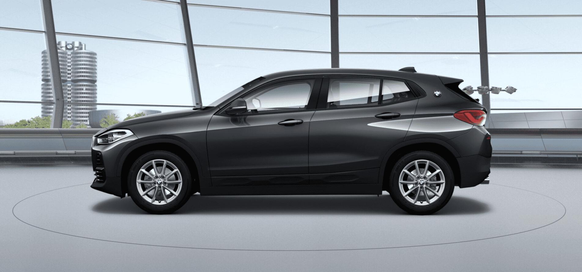 BMW X2 Mineral