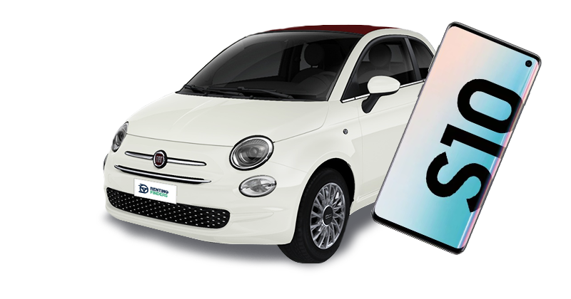 renting fiat 500 1.2 lounge glp particulares