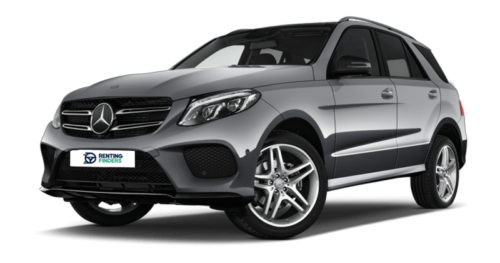 Renting Mercedes GLE 450 4Matic
