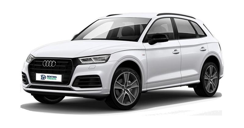 Renting particulares Audi Q5