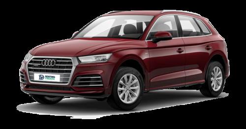 Renting Audi Q5 TDI S Line S tronic