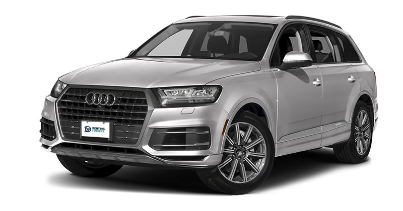 Renting particulares Audi Q7
