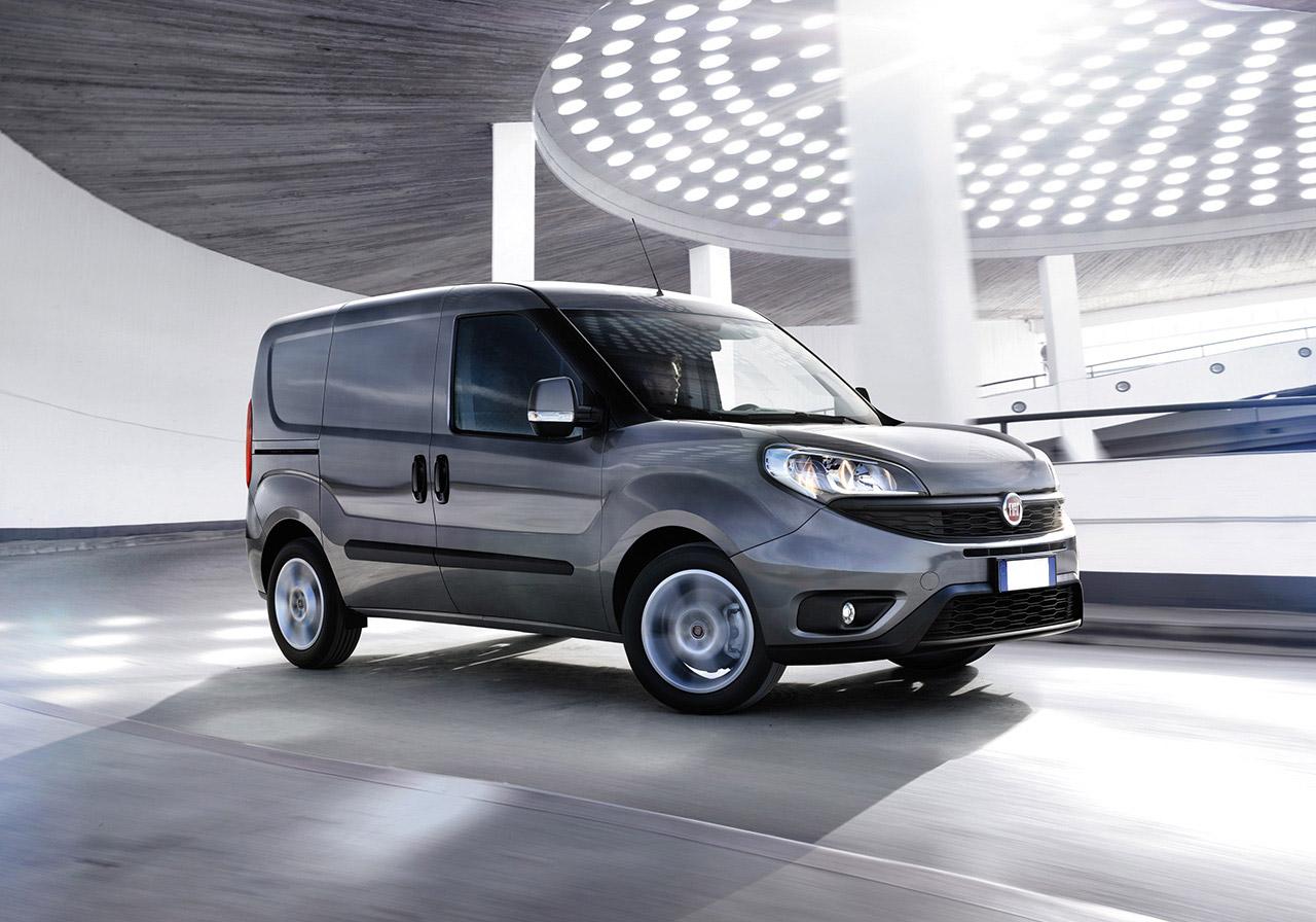 Ofertas de renting de furgonetas Fiat Doblò