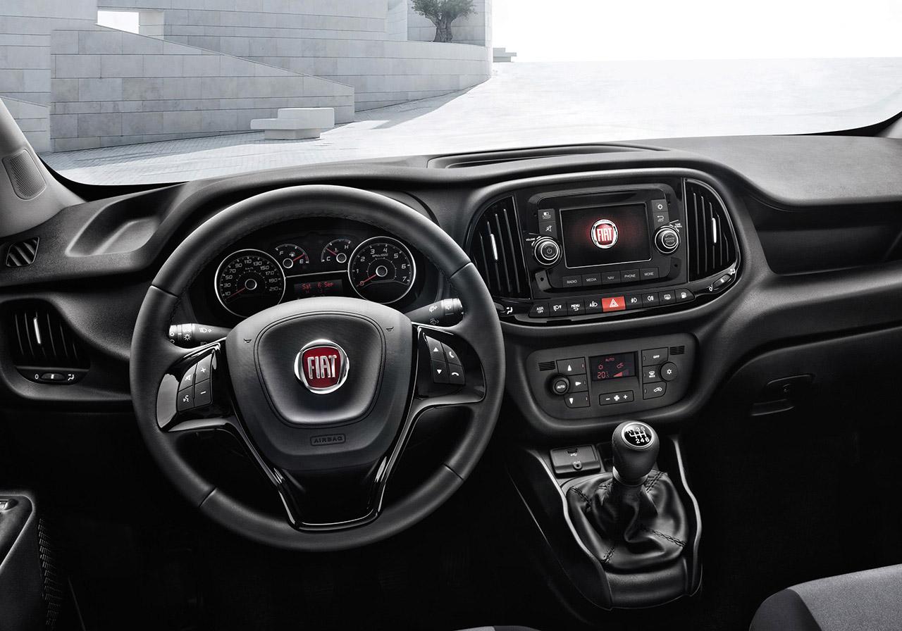 Renting Fiat Doblò Cargo