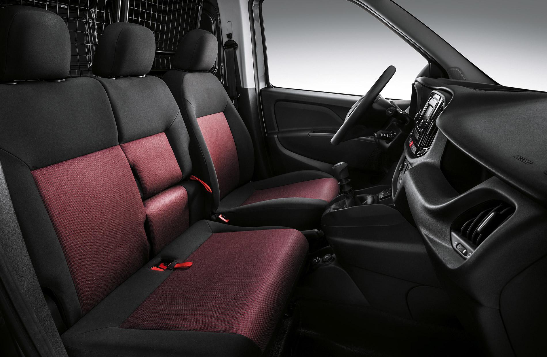 renting de coches Fiat Doblò