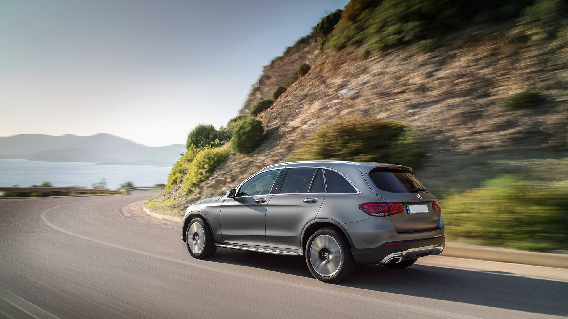 Renting coches Mercedes GLC
