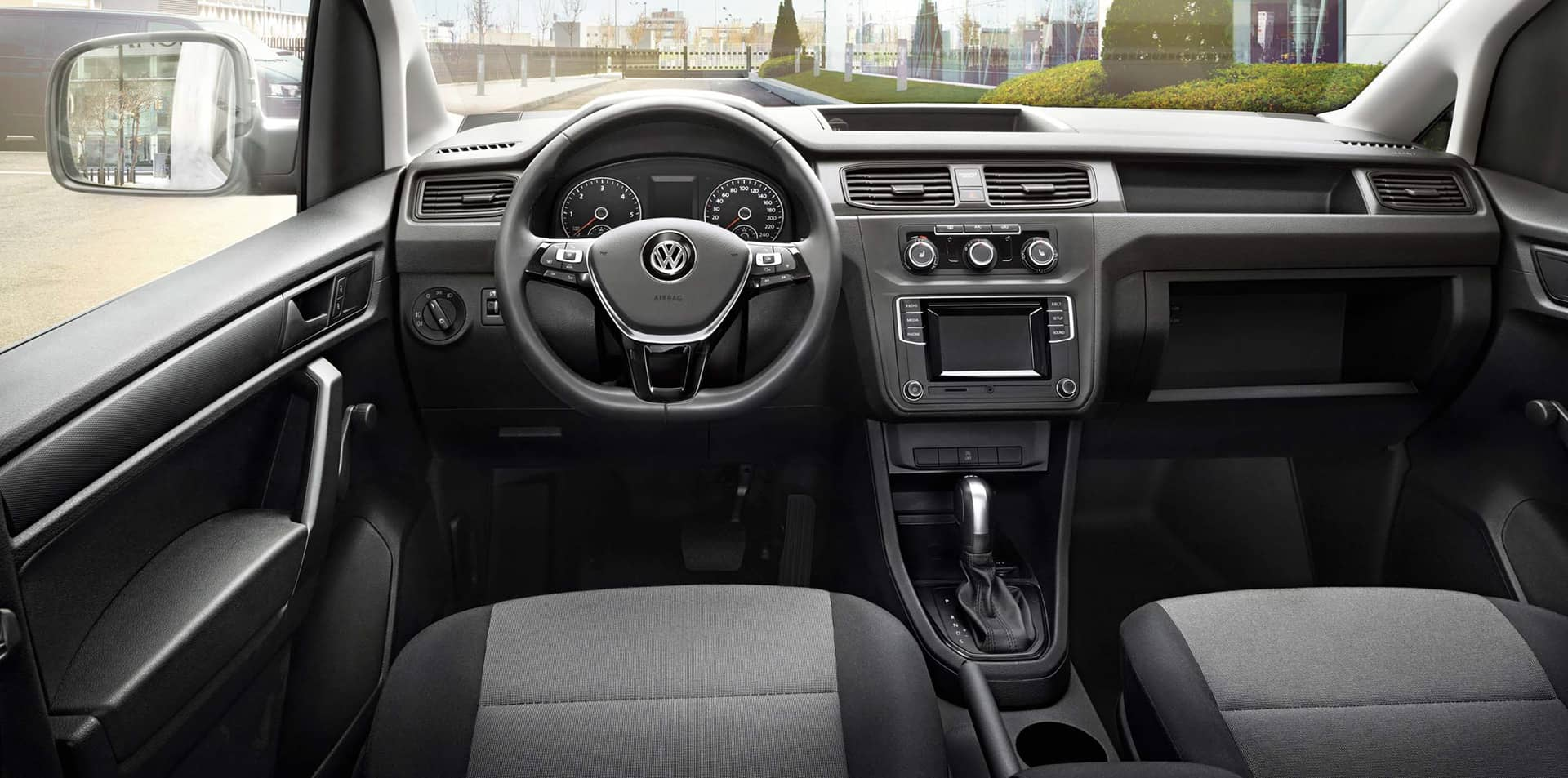 Renting Volkswagen Caddy