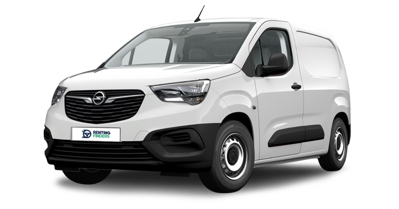 Renting particulares Opel 1.5 TD Express L H1 650