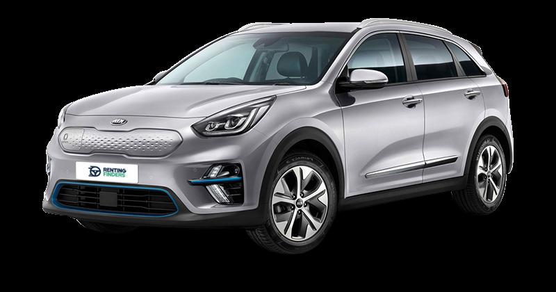 Renting Kia e-niro drive long range