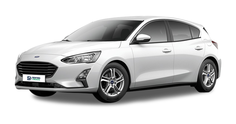 Renting Ford Focus ecoboost trend+