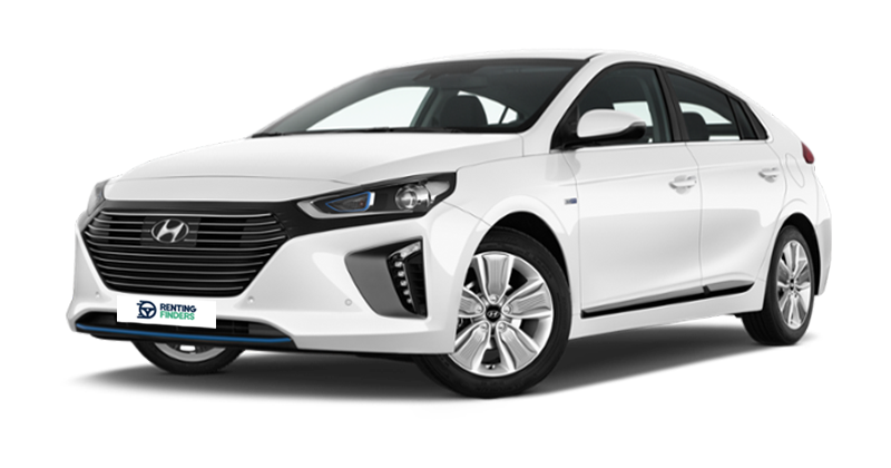 Renting Hyundai Ioniq Klass HEV
