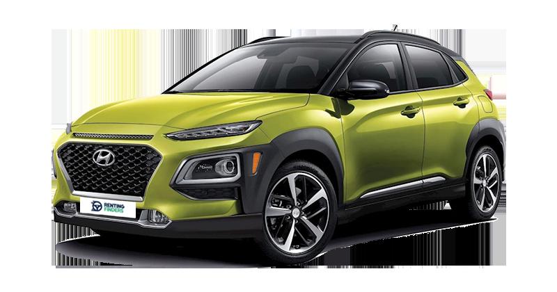 Rentign Hyundai Kona Klass TGDI