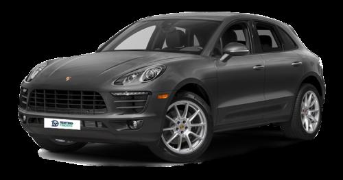 Renting Porsche Macan 2020