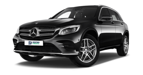 Renting Mercedes GLC 220D 4Matic