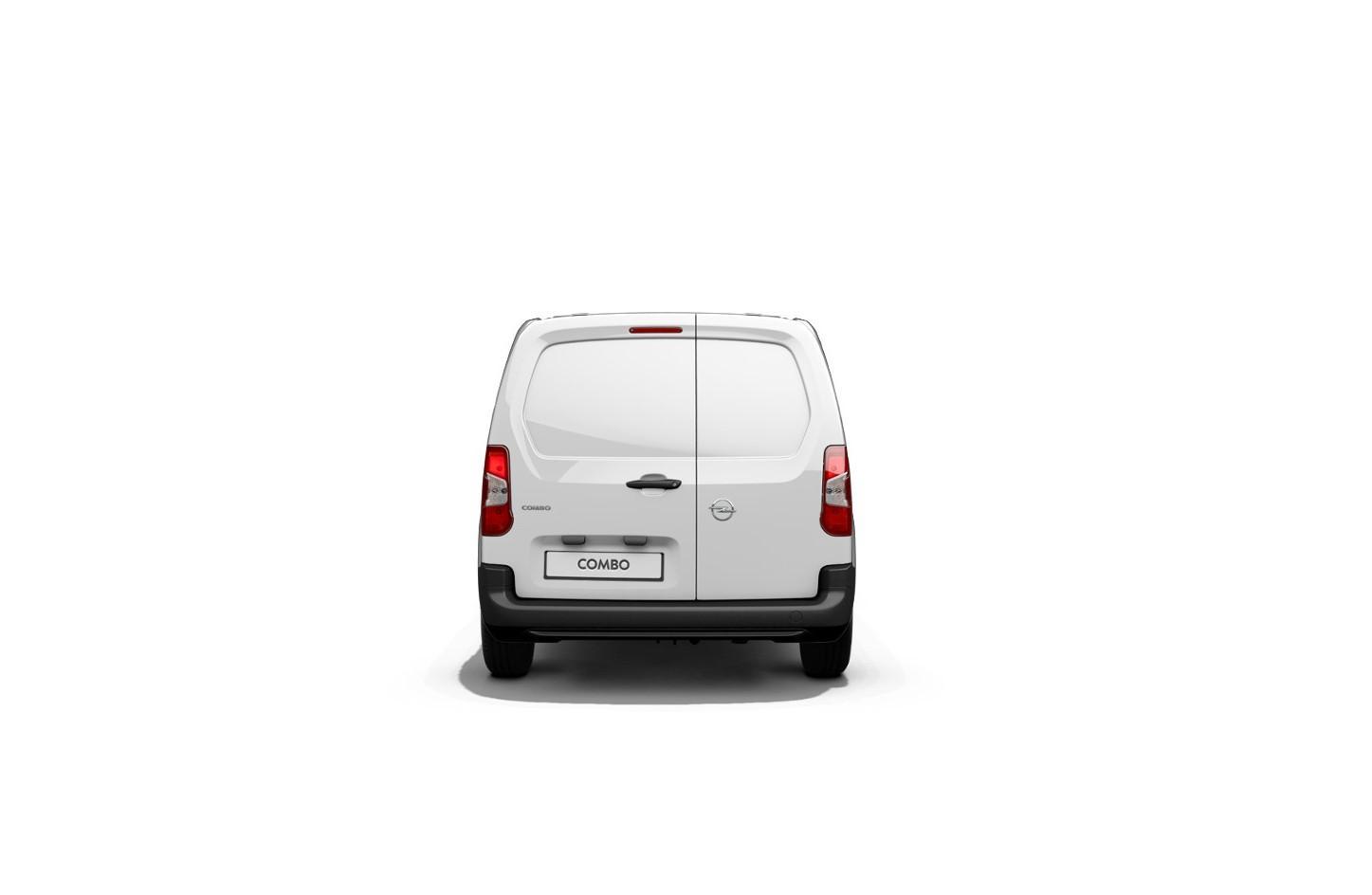 Renting Opel Combo Trasero
