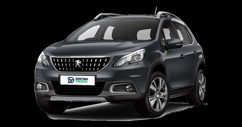 Renting Peugeot 2008 Puretech Allure