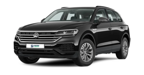 Renting Volkswagen Touareg