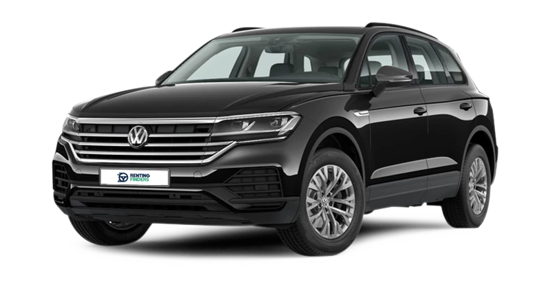 Renting Volkswagen Touareg Pure tiptronic 4motion