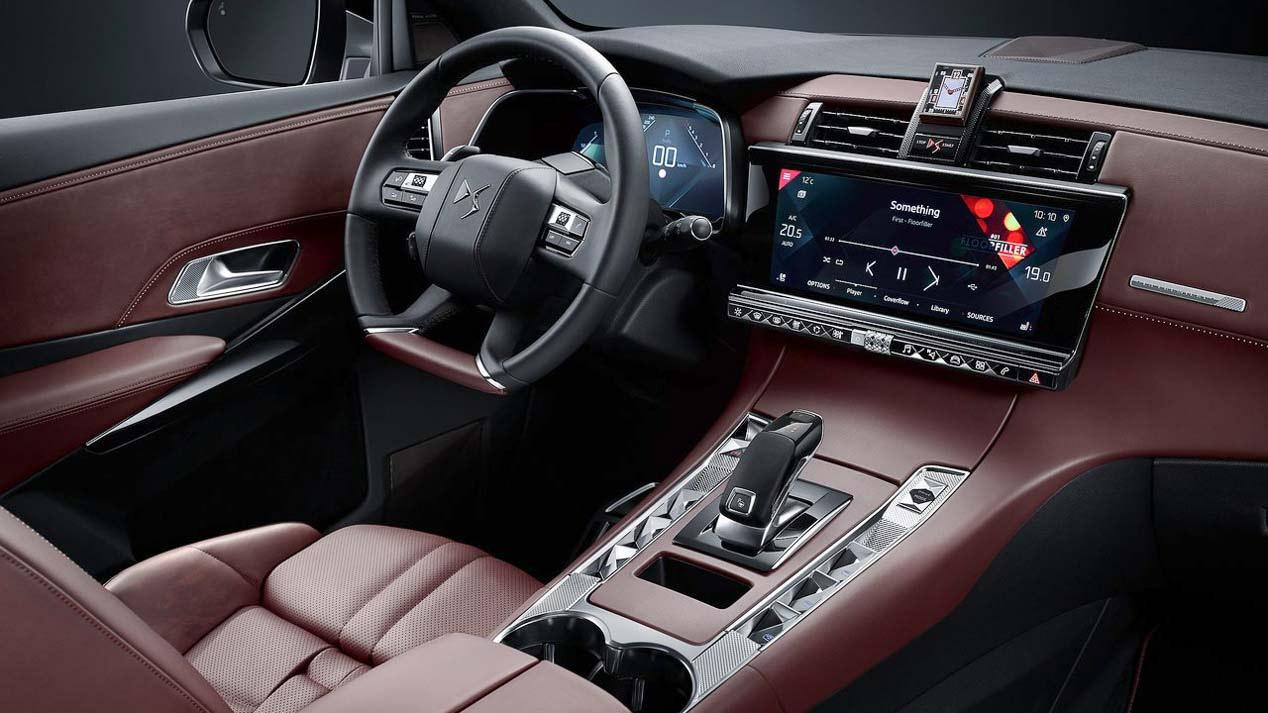 Ofertas de coches de renting para particulares DS7 Crossback