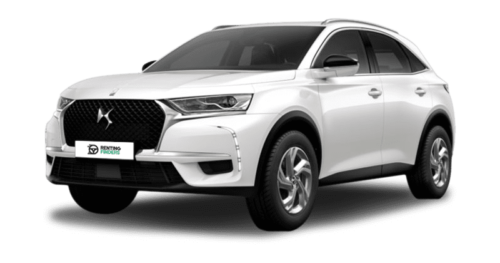 Renting DS 7 Crossback