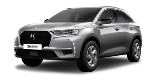 DS7 Crossback BlueHDi Performance Line gris artense