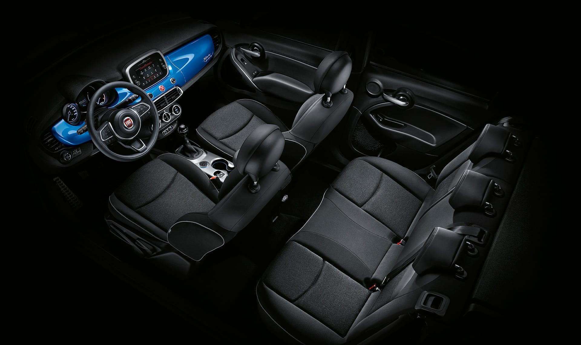 Renting Particulares Fiat 500 X