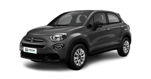 Renting coches Fiat 500X