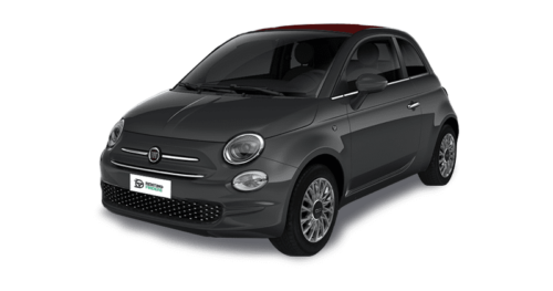 Renting coches Fiat 500